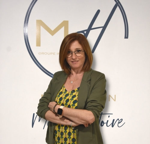 Corinne - MH Immobilier