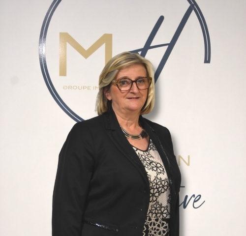 Evelyne - MH Immobilier