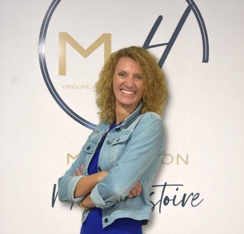 Aude Godart - agent immobilier - Chatillon sur Chalaronne - Ma Maison Mon Histoire