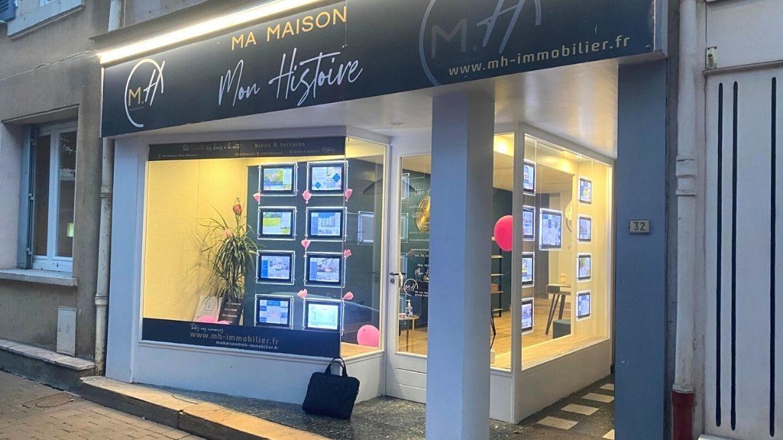 MH Immobilier - Ma Maison Mon Histoire - Agence Immobilière - Chatillon sur Chalaronne